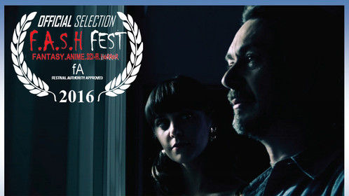 Official Selection to the FANTASY ANIME SCI-FI HORROR FESTIVAL SCREENING NOVEMBER 16-17 AT LAEMMLE MONICA FILM CENTER SUBMISSIONS FOR F.A.S.H FEST '16 ARE NOW OPEN:https://filmfreeway.com/festival/FantasyAnimeSciFiHorrorFilmFestival