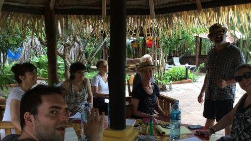 Jacob Krueger's Screenwriting Retreat Costa Rica