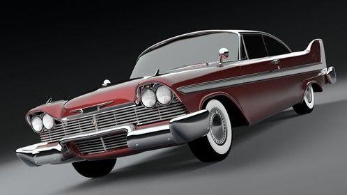 Christine - 1958 Plymouth Fury