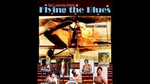 Cover to the doc film Bessie Coleman Flying the Blues. I need a manager for a feature script...