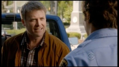 "Estes on ""Under The Dome"" CBS Guest Starring as Tom Tilden."
