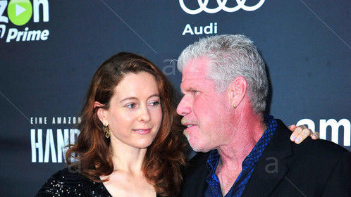 "Premiere ""Hand of God"" with Ron Perlman"
