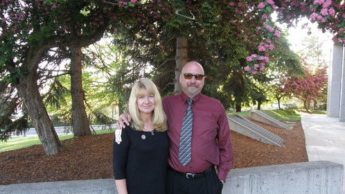 Sue and I at Susanna's Graduation