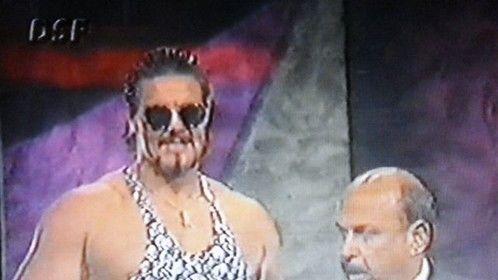 WCW - World Championship Wrestling, Atlanta GA, USA
