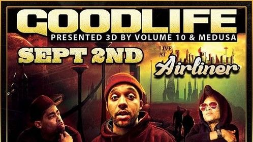 Labor Day Weekend!! Sept. 2 2016 The Goodlife Presents VerBS Volume 10, Medusa,Tha Boogiewoogie Man , Panama Red , Fated , Wated Knowledge , They Are , Mac Breezie ,Ser Panthro Russo , The Rap Pack 2419 S Broadway 9 L.A. CA 90031 $10 @ Door $5 Ladies DJ Hoggz ,DJ Jah Bluez https://verbs.bandcamp.com/music https://itunes.apple.com/us/artist/volume-10/id20923108 http://www.thegangstagoddess.com/ www.waterboogiemusic.com