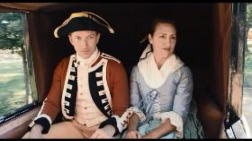 Production Still Shot; The First American