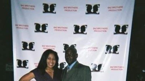Only God Can Judge Me movie premier with Baz Brothers producer Jeff Bazile.
