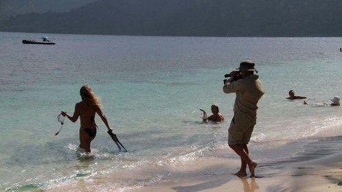 Filming Lin for TravelWild Tv - Borneo / Indonesia / Malasia