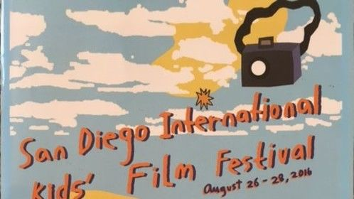 I recently attended the SD International Kids' Film Festival.  The pitching session was very interesting; lots of different types of films were presented.