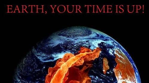 """Earth Your Time Is Up!  """"6""""  A Disaster Anthology Television Series by Marie D. Jones, Brian Keith Ellis and Denise A. Agnew"""