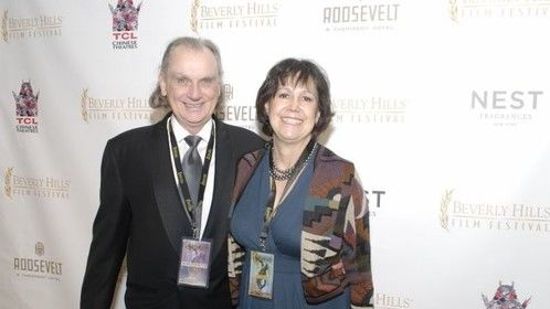 with Philip Sedgwick @ Beverly Hills Film Festival