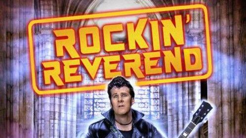 Rockin' Reverend cover art.