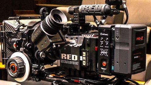 Father of Cameras RED camera