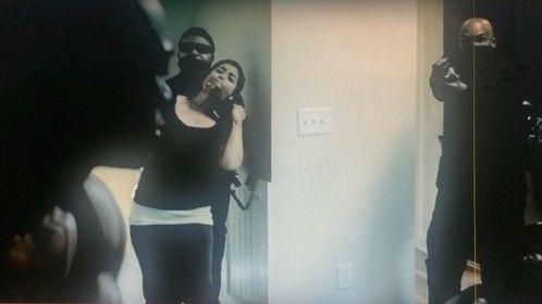 Willie E. Simpson Jr,  Valerie Love & Hajji Golightly Hostage scene (Pilot)