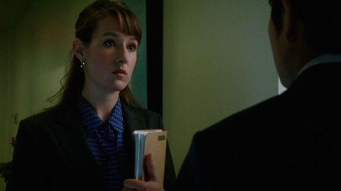 Sarah as CAROL in CBS's Rush Hour