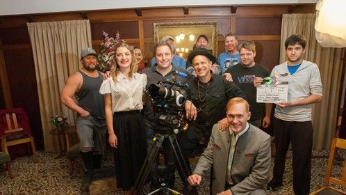 'The Flame' Cast and Crew