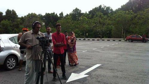 Shooting a Short Film