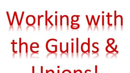 Working with the Guilds & Unions on a low budget feature film!