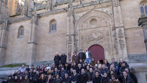 "Spanish Film Forum ""Conversaciones de Salamanca"" - 2016"