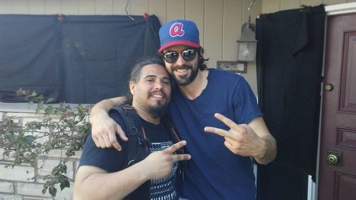 Worked with Actor Rhys Coiro from Entourage earlier this year.