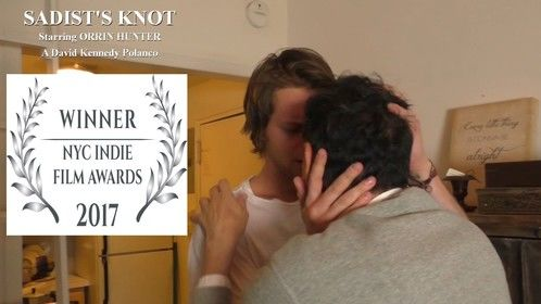 SADIST'S KNOT  Directed by David Kennedy Polanco Stars Orrin Hunter Produced by March Brothers Cinema