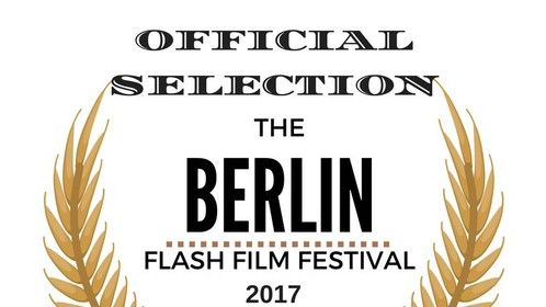 Berlin Flash Film Festival, May 2017 - Hiding - Official selection.