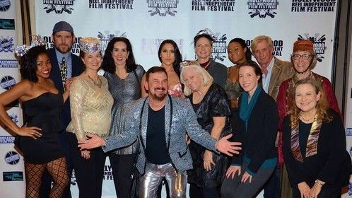 Red Carpet World Premiere of Moonbound24, winner of Best Web Content at the 2017 Hollywood Reel Independent Film Festival at LA Live in the heart of Los Angeles, CA.