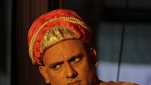 Minister in Akbar's court - stage play