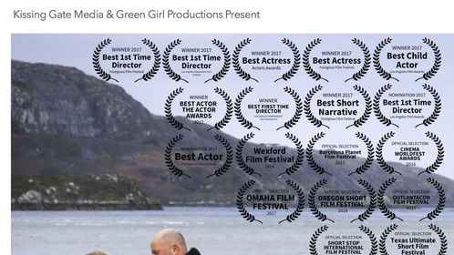 "During 3 months at film festivals Believers has won 10 awards including 3 ""Best 1st Time Director"" for Stephen M. unt"