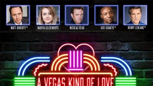 """Promo code """"love"""" for $5 tix to the preview shows. Tickets: http://tinyurl.com/yavhfmyv"""