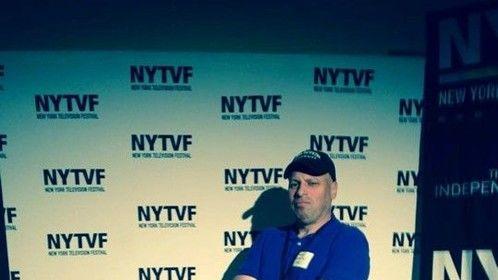 Steve Okrepky at the New York TV Festival (NYTVF)