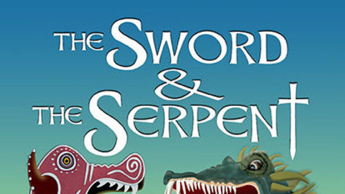Here's an imagined theatrical poster for my spec screenplay, THE SWORD & THE SERPENT - let me know if you'd like to take a look at it!