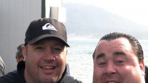 Pebble Beach California Golfing and fun