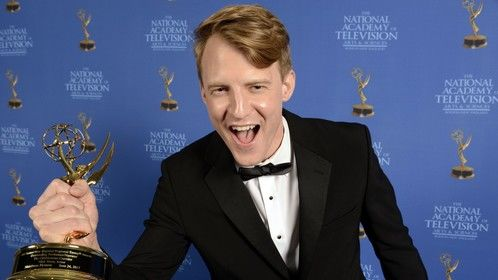 I cannot believe I'm saying this, but last week I received the #emmy award for Outstanding #Performer at the #neemmys