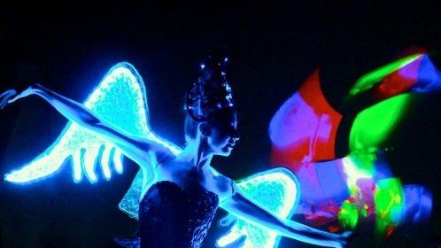 Queen of the Night, Santa Cruz Art & Technology Festival