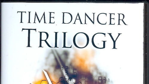 When the Time Dancer Trilogy comes out in a limited edition book, this will be its cover.  You can see the dimensional aspect of the book in its cover.