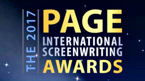 My feature length action drama DAVID AND KATRINA - A LOVE STORY was just announced as a 2017 PAGE International Screenwriting Awards Quarterfinalist!