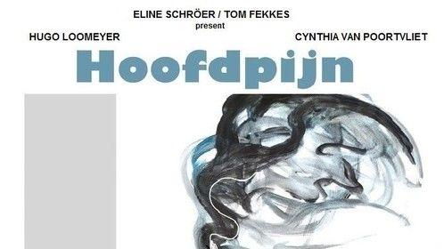 Filmposter 'Hoofdpijn' (Headache) (2014)
