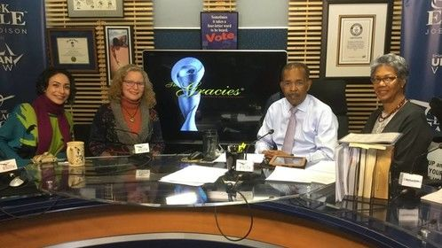 Interviewed on The Black Eagle radio show