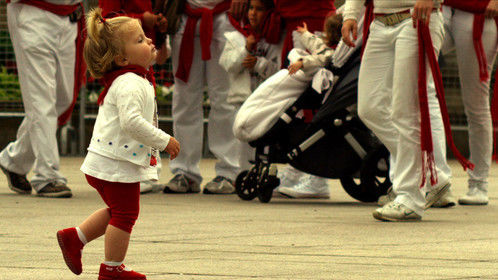 "Short Documentary ""The Dance of the Infants"" - 2"
