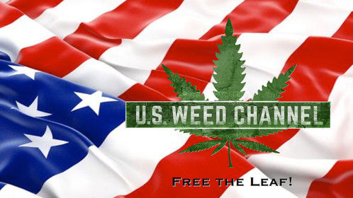 U.S. WEED CHANNEL Free the Leaf!