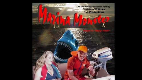 MARINA MONSTER indie feature film