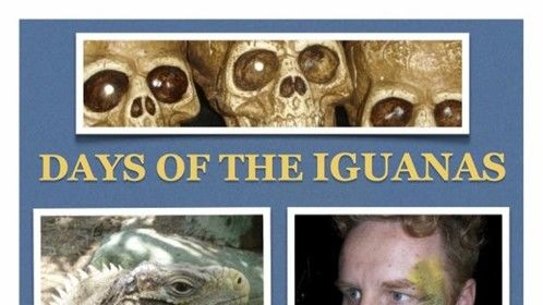 DAYS OF THE IGUANAS indie horror feature film