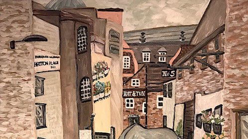 'Hatton Place' - deborah eve alastra '17