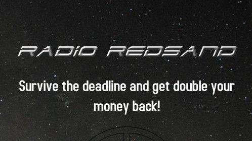 Radio Redsand Poster