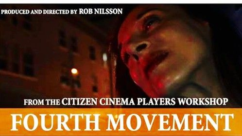 I'm so proud to announce that FOURTH MOVEMENT directed by Legendary Award Winning Cannes and Sun Dance Festival Rob Nilsson is going to premier in Mill Valley Festival. I WOULD LOVE TO SEE YOU THERE. Tickets on sale 9/17 WWW.MVFF.COM Premiere: Saturday Oct. 7, 10:00 PM at the Sequoia Theater, 25 Throckmorton Ave., Mill Valley 2nd Show: Saturday Oct. 14, 8:45 PM at the Christopher B. Smith Rafael Film, Center, San RafaelI