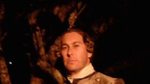 """A gentleman in """"Outlander"""""""