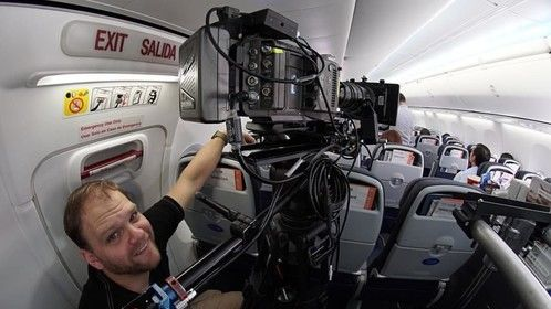 Director of Photography and Editor on United Airlines commercial