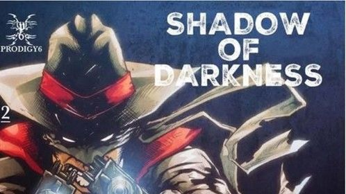 The second issue of SHADOW OF DARKNESS.