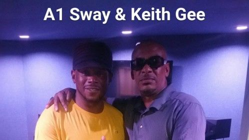 Me & Sway at the Grill Studios